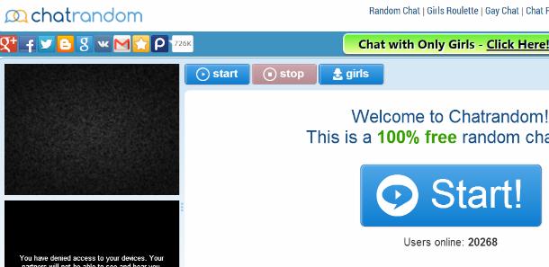 Chat rulet siteler omegle gibi Omegle Tarzı